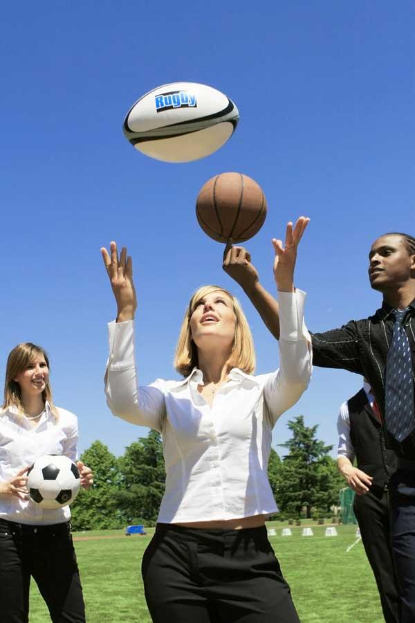 Pratiquer le sport en entreprise